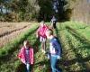 Balade en famille dans la campagne entre Berry et Touraine