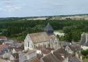 La collégiale - Châtillon-sur-Indre