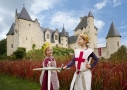 Animations enfants chateau du Rivau
