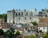 Château de Palluau entre Berry et Touraine