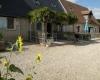Villa Bouleau-terrasse avec vue sur jardin