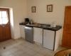La cuisine de la villa Noisette au Clos de La Richaudière