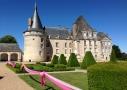 Le chateau d'Azay le Ferron aux portes de la Brenne