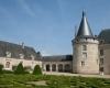 Le château d'Azay le Ferron et son parc entre berry et Touraine