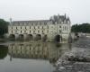 Le château de Chenonceau en Val de Loire