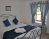 Villa Noisette - Chambre avec lit double - Le Clos de la Richaudiere