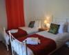 Villa Saule - Chambre avec lits simples - Le Clos de la Richaudiere