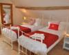 Villa Peuplier - Chambre avec lits simples - Le Clos de la Richaudiere