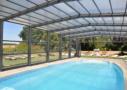 La piscine - Le Clos de la Richaudière Luxury Loire Gîtes